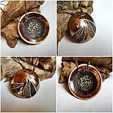 Náhrdelníky - OBOJSTRANNÝ šperk z kolekcie V KRUHU - 10565114_
