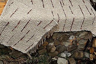 Úžitkový textil - RUČNĚ TKANÝ KOBEREC - PREDLOŽKA 5 - 10564842_