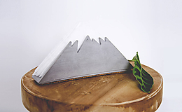 Pomôcky - Betónový stojan na servítky Montis - 10564060_
