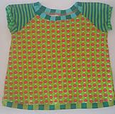 Detské oblečenie - Tričko biobavlna - 10563958_