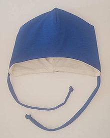 Detské čiapky - Letná čiapočka pre bábätko - 10563716_