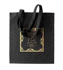 Nákupné tašky - DARK - 10563609_