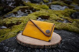 Peňaženky - Mini peňaženka - 10565363_