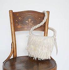 Iné tašky - Plstená taška - 10565089_