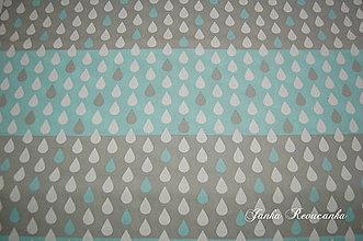 Textil - dážď - 10564426_