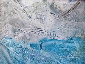 Obrazy - hory pod snehom - 10566960_