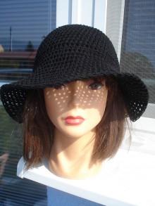 Čiapky - letný klobučik - 10567320_