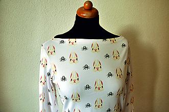 Šaty - Šaty zajace :-) - 10566784_