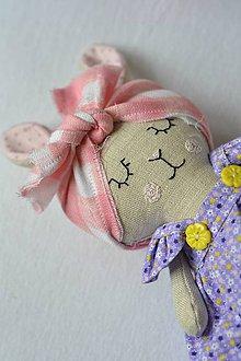 Hračky - zajka - 10566634_