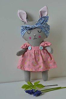 Hračky - zajka - 10568001_