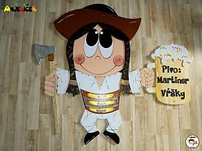 Dekorácie - Dekorácia na zavesenie - Jánošík - 10568113_