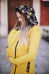 Mikiny - Nosičský kabátik dark field - 10568105_