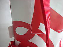 "Batohy - Banner batoh ""Červený"" - 10567131_"