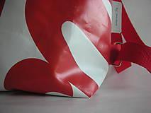 "Batohy - Banner batoh ""Červený"" - 10567133_"