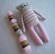 Hračky - Mačka - 10568742_