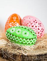 Dekorácie - Husacie vajíčka - 10566584_