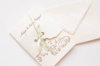 Papiernictvo - Veľkonočná - pohľadnica/ Italy - 10566890_