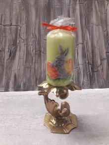 Svietidlá a sviečky - svietnik - 10569143_