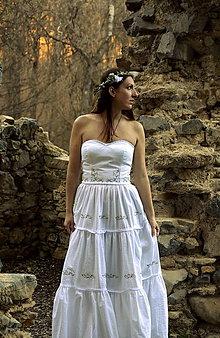 Šaty - Vílovské - 10570573_