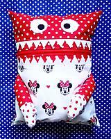 Textil - Pyžamožrút Myška - 10570750_