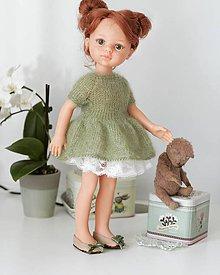 Hračky - Šaty pre bábiku Paola Reina - 10570027_