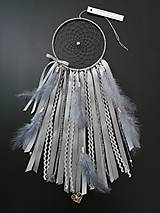 Dekorácie - Lapač snov 15 - 10569107_