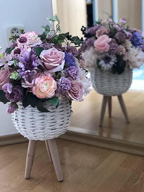 Kvetinová dekorácia veľká
