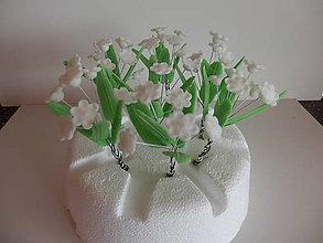 Suroviny - kvety na tortu 10ks - 10569445_