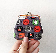 Peňaženky - Peňaženka Strašidlá - 10569350_