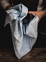 Úžitkový textil - Ľanová utierka - 10570488_