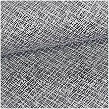Textil - Čiernobiele ryhy - 10571754_