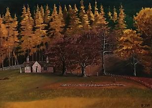Obrazy - Olejomaľba - Škótsko - 10572254_