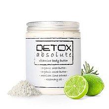 Drogéria - DETOX absolute - vitamínové telové maslo - 10572121_
