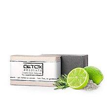Drogéria - DETOX absolute - organické mydlo na tvár - 10572138_