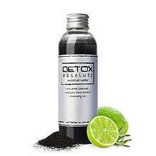 Drogéria - DETOX absolute - detoxikačná micelárna voda na hĺbkové čistenie pleti - 10572168_