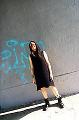 Šaty - Vafle - 10572232_