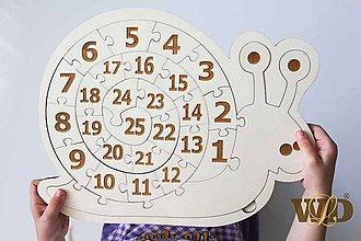 Hračky - Puzzle pre predškolákov - 10574783_