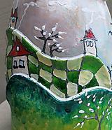 "Socha - ""Horalka 2"" - maľovaný zvonec - 10574211_"