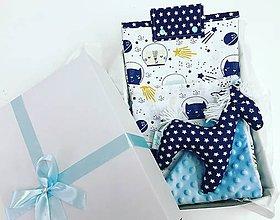 94c4af639 Handmade vecičky pre deti doplnky pre dieťa Modré Krst Do vlasov ...