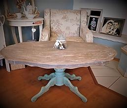 Nábytok - Konferenčný stôl Menta - 10573135_