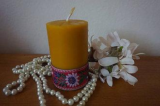 Nezaradené - sviečka klasik - 10572184_