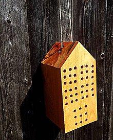 Pre zvieratká - Včelí domček - 10574678_