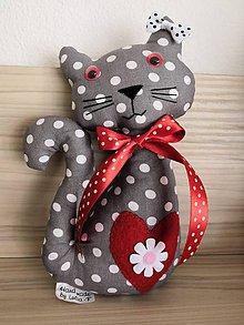 Hračky - Mačička - 10572196_