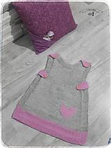 Detské oblečenie - Šatová sukňa - 10571591_