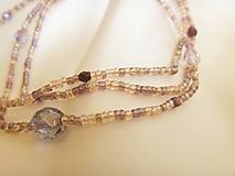 Náhrdelníky - náhrdelník/náramok - 10572230_