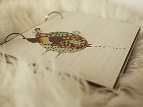Papiernictvo - Vtáča - 10573546_