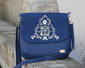 Kabelky - Ria XL modrá AM 1 - 10571706_