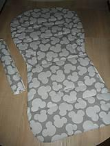Textil - Podložka do Britax - 10578069_