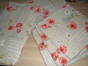 Úžitkový textil - Podsedáky na lavice a stoličky - 10578056_