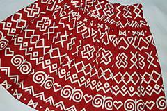 Sukne - Sukienky Červené Čičmany - 10577389_